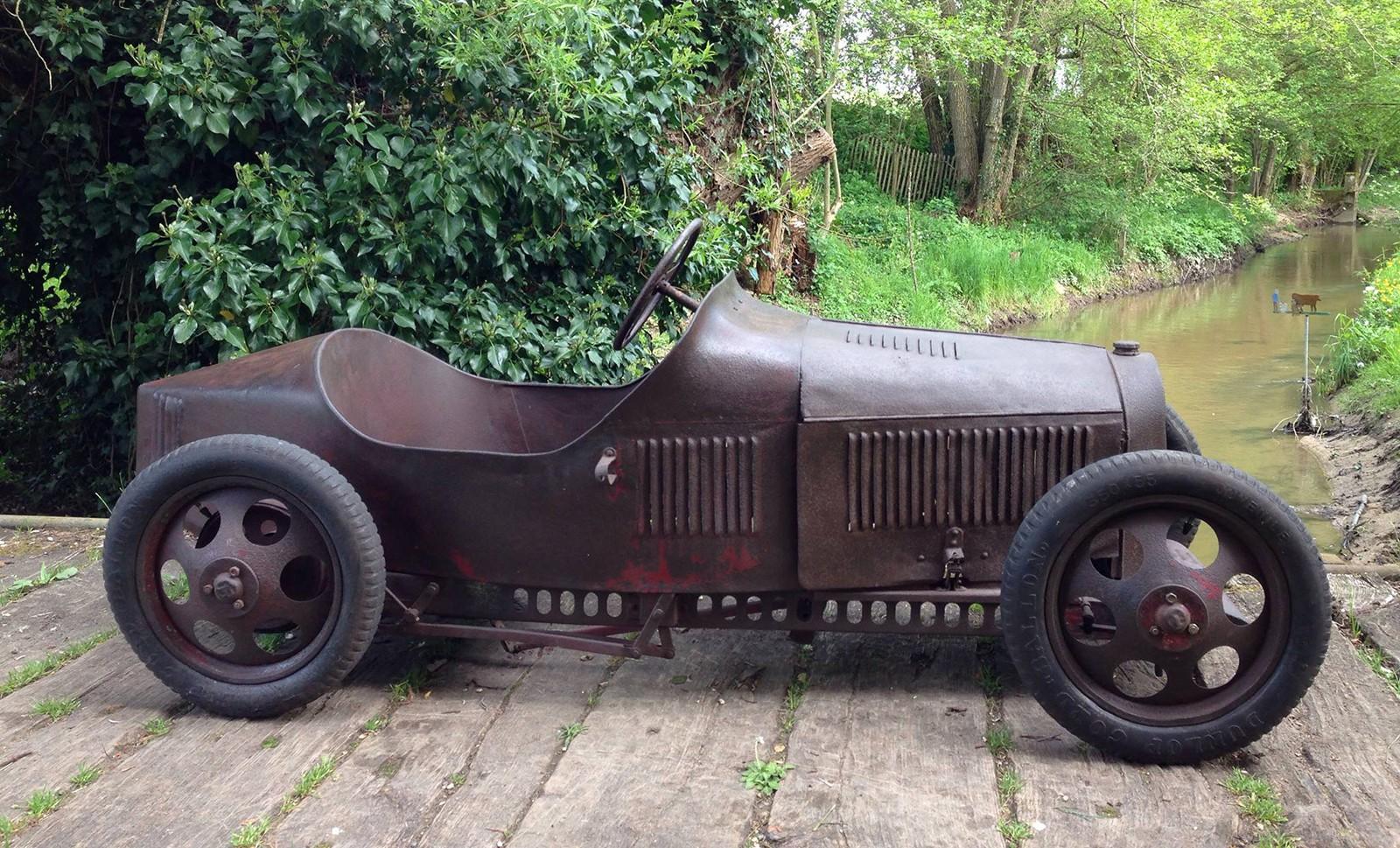 euréka course grand prix 1932 – voitureapedales.fr